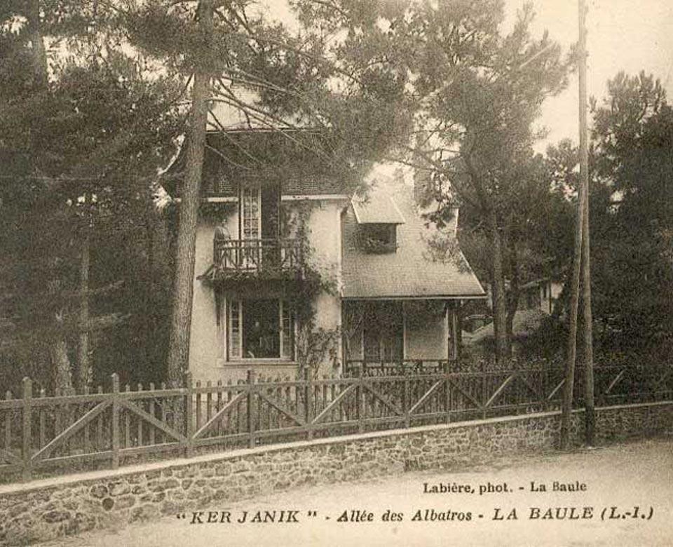 hotel la Baule - Hotel St Christophe